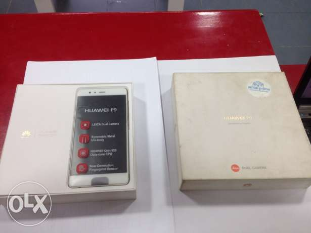 Huawei P9 Gold New