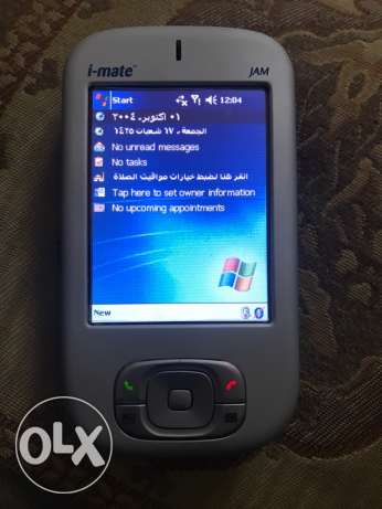Htc i-mate Jam windows mobile 2003 2nd ed. المندرة -  1