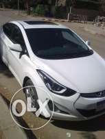Elantra 2016 second package perfect condition