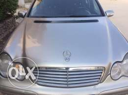 Mercedes Benz C200 Kompressor 2007 Sport Edition
