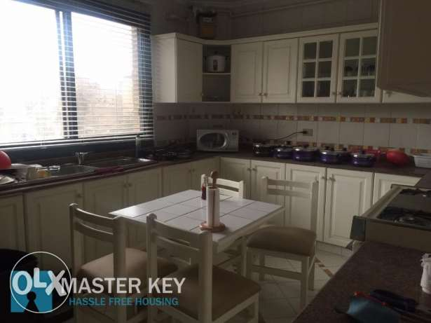 Fully Furnished Apartment in Mohandessin For Rent