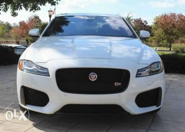 Jaguar XF S AWD 2017 from usa