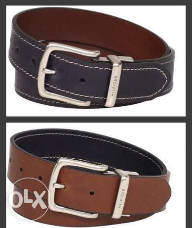 Original tommy hilfiger belt all sizes التجمع الخامس -  2