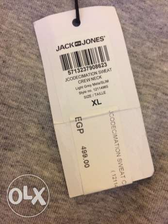 sweet shirt jack and jones العزيزية -  2