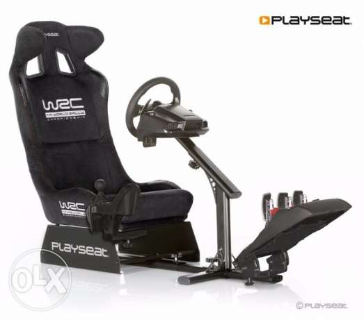 Logitech G27 racing wheel simulator الإسكندرية -  3