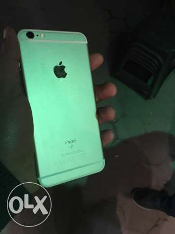 iphone 6s plus 64 giga gold حلوان -  2