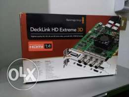 Blackmagic Design DeckLink HD Extreme 3D+ (SD - HD - FHD - 2K)