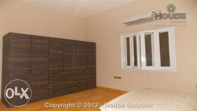Fully Furnished Ground Floor For Rent In Maadi Sarayat