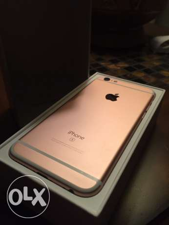 iPhone 6S 16GB Rose Gold المهندسين -  2
