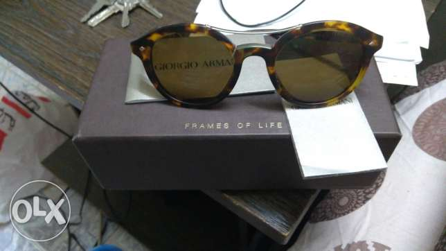 Giorgio Armani sunglasses from America