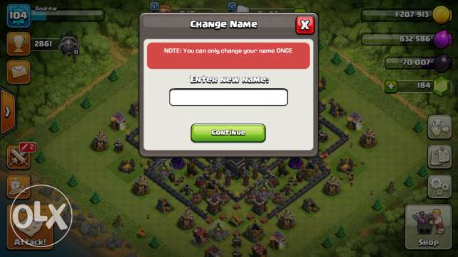 Th9 clash of clans for sale كفر الدوار -  3