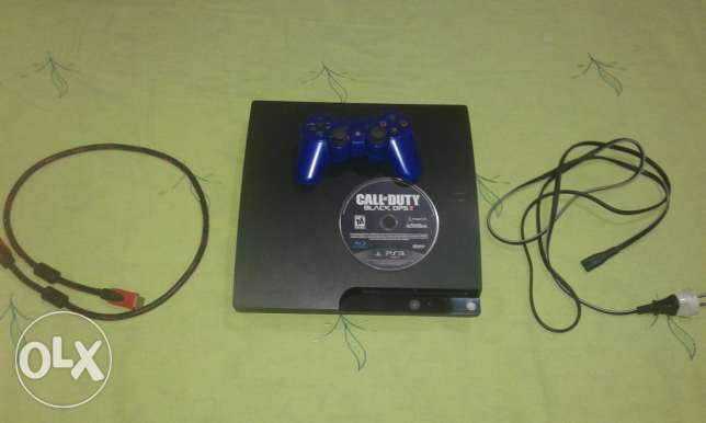 ps3 مع call of duty black ops 2