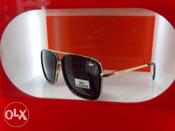 sunglasses lacoste 1st hight copy new العباسية -  1