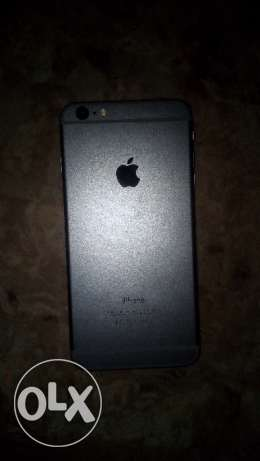 IPhone 6 pluse 64 gb with with FaceTime الغردقة -  2