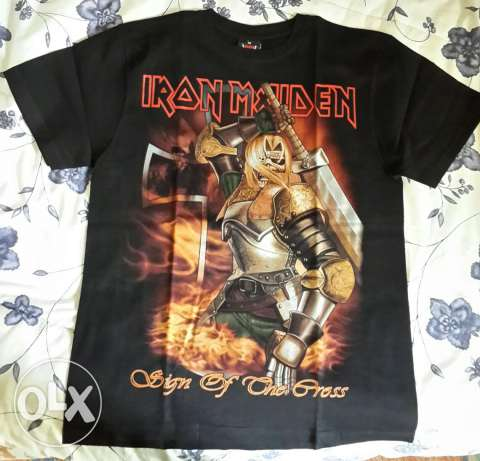 Metal T-shirt Iron Maiden