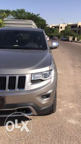 jeep grand cherokee limited 2016 only 10000km