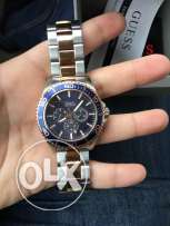 guess watch with granteeساعه اصلى