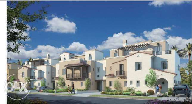 Townhouse middle for sale at Mivida