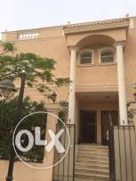 excellent Semi Furnished Twin House For Rent El worod compound