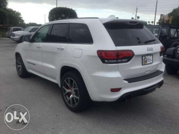 Jeep Grand Cherokee 4WD SRT 2017 from usa