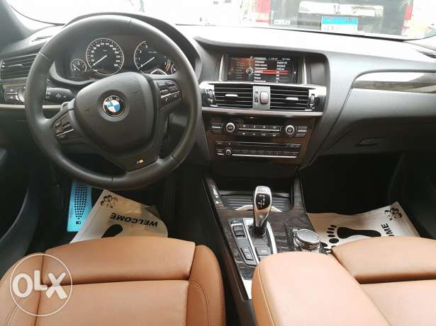 BMW X4 great condition 2016. مصر الجديدة -  4