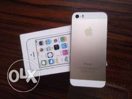IPhone 5S Gold like a new