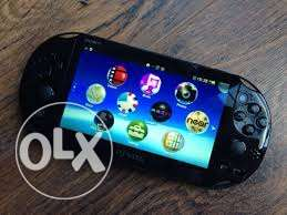 Ps vita cracked