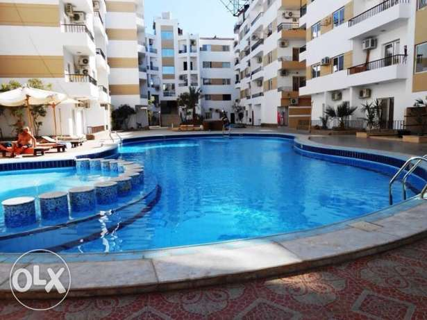Apartment for rent Promenade Hurghada الغردقة -  3