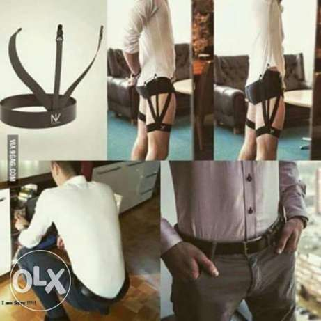 Garter belt for men عين شمس -  1