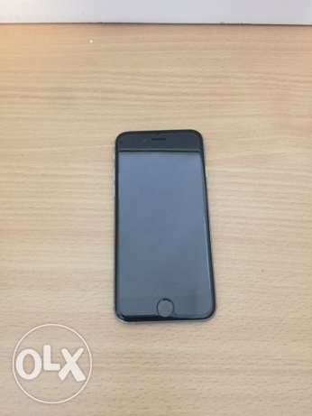 iPhone 6 64gb - Space grey - Good condition القاهرة الجديدة -  1
