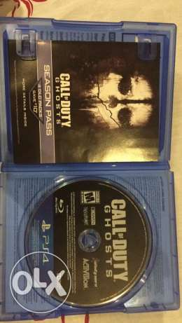 call of duty ghosts العبور -  2