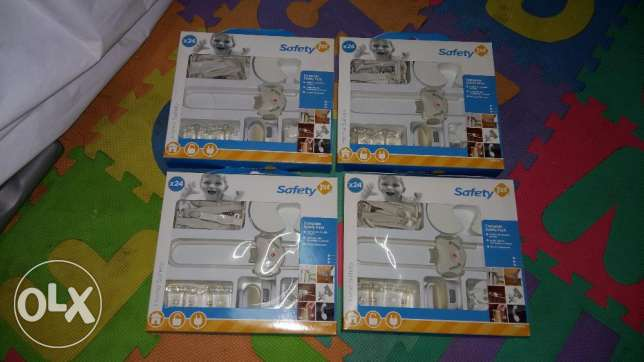 Brand new Safety 1st baby care