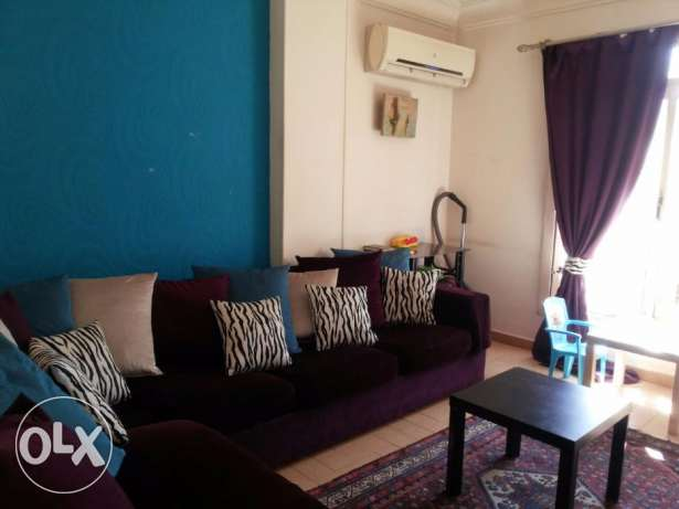 For Rent Degla foreigners furnished nice view