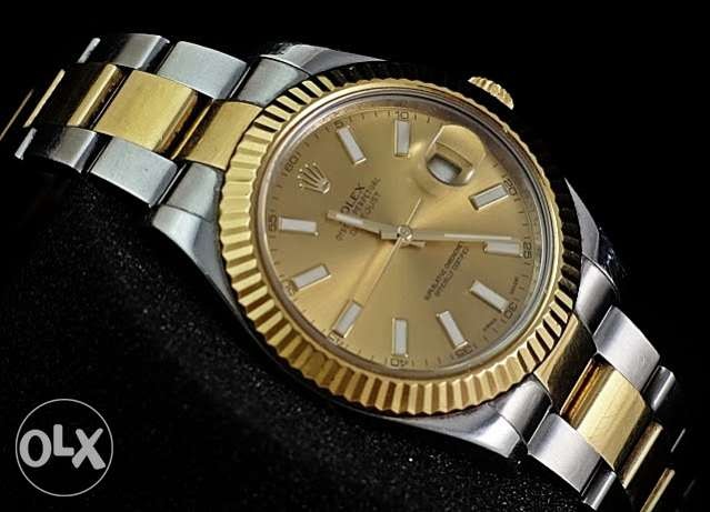 Rolex Datejust 2 Gold Dial