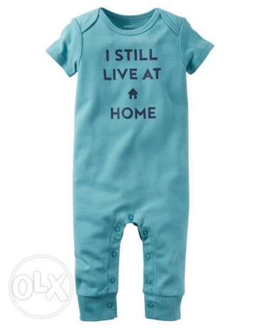 Us baby boy & girl jumpsuit on sale