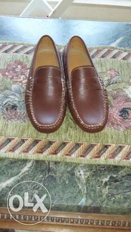 Brown shoes for boys