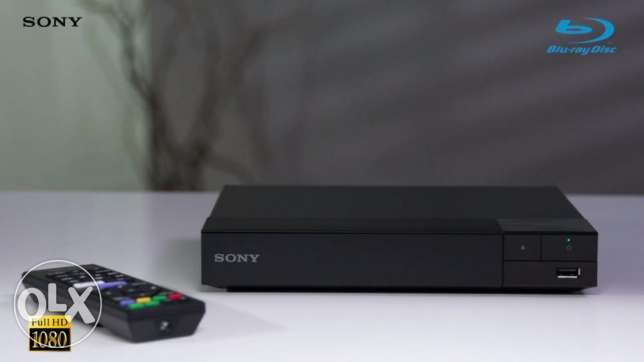 Sony BDPS1700 Streaming Blu-Ray Disc Player 1080P FHD Smart Netflix