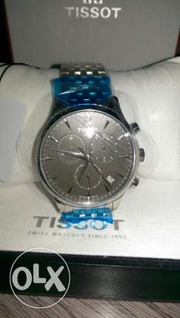 Tissot watch T063 grey