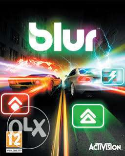 Blur for play station 3 لعبه بلور