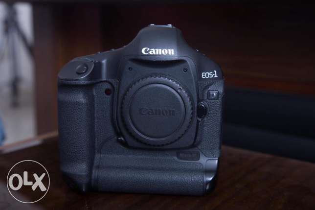 Canon 1D Mark III