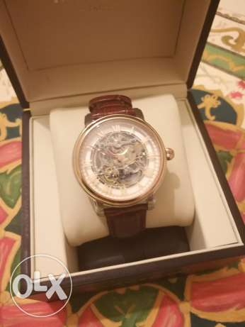Earnshaw watch imported from london hand made 8000le