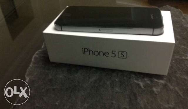 iPhone 5s 16 Gb like new