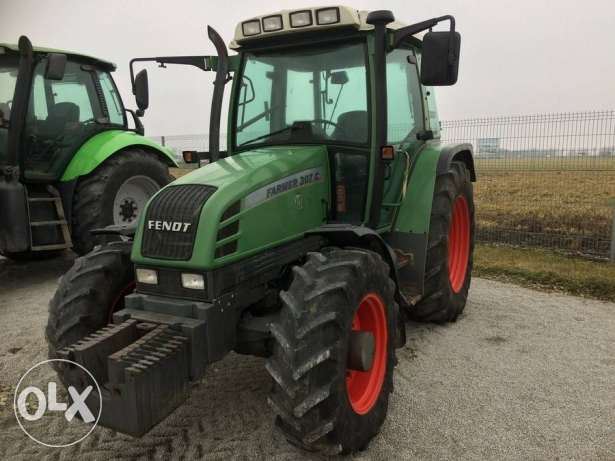 europa export , used tractor
