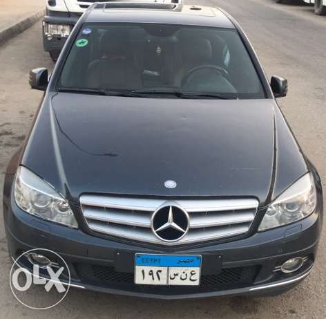 Mercedes-Benz c 250 twin terbo للبيع او البدل