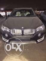 BMW X5 leather