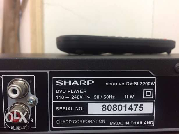 Sharp DVD سيدي بشر -  5
