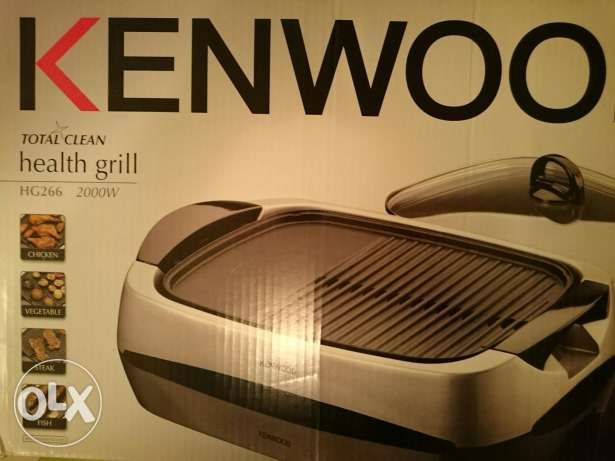 Keenwood grill