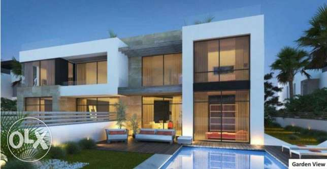 Villa 700 m | garden view | Palm hills new cairo القاهرة الجديدة - أخرى -  1