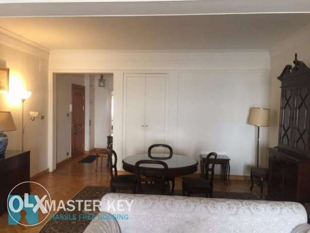 Nice apartment for rent in Zamalek