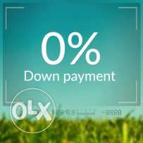 126 m for sale in Sarai 0% down payment and 7 years installment